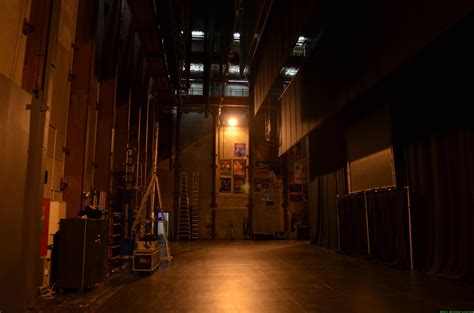 Back Stage by Backstage Auditorium Auckland Civic Theatre