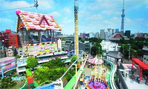 check  hanayashiki park  asakusa japans oldest