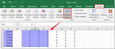 To Create A Table From An Existing Range Of Data by Excel Vba Combine Two Named Ranges Concatenate A Cell