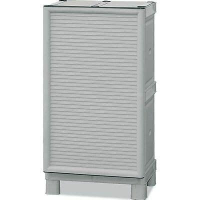 armadietto balcone armadietto armadio box in resina mobile per esterno