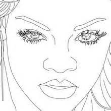 rihanna coloring pages coloring pages printable coloring pages hellokids