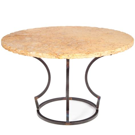 48 marble table charles iron dining table with 48 quot round marble top