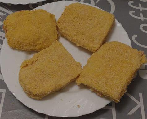 pane in carrozza al forno tengofame mozzarella in carrozza al forno