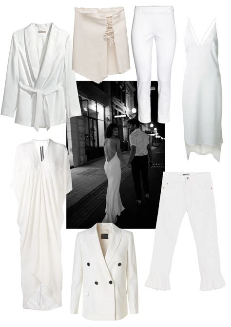 Dress Code 231 White the white guide dress code white roe diary