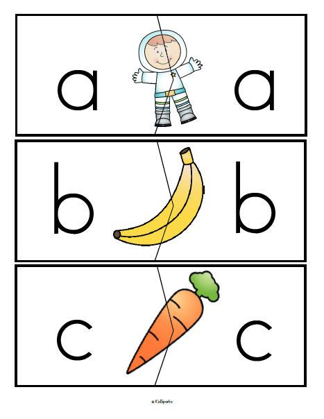 printable alphabet puzzle cards alphabet activities and printables for preschool and