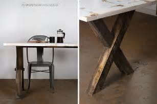 Barn Door Table Barn Door Table Rustica Hardware