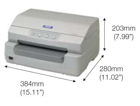 Printer Epson Plq 20 epson plq 20 passbook printer dot matrix printers epson indonesia