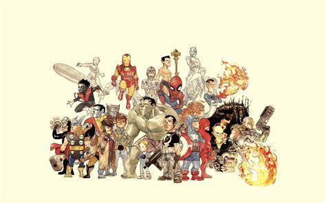marvel wallpaper hd tumblr iron man comics spider man thor ghost rider captain