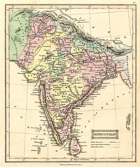 royalty free map stock images high resolution antique maps of india