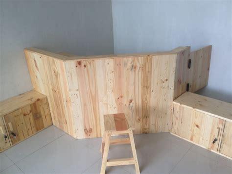 Meja Kasir Kayu 35 desain meja kursi cafe minimalis terbaru 2018 dekor rumah