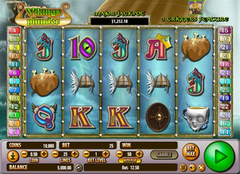 vikings plunder freeslot  click  play