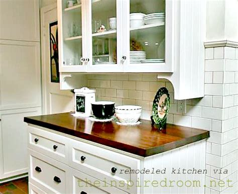 Cherry Kitchen Cabinets With Granite Countertops by Wood Kitchen Counters Pros Amp Cons Amp Faq My Experience
