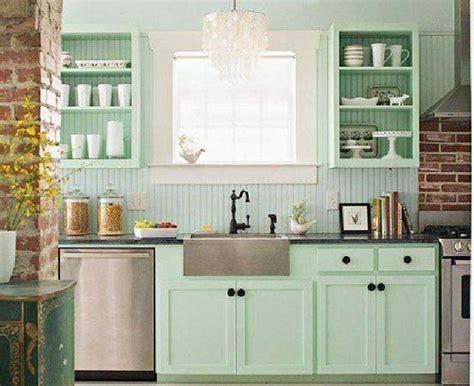 inspirasi desain ruangan rumah bernuansa hijau mint ragam