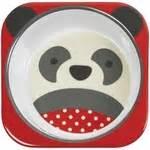 Skiphop Zoo Bib Panda skip hop zoo lunchies insulated lunch bag panda