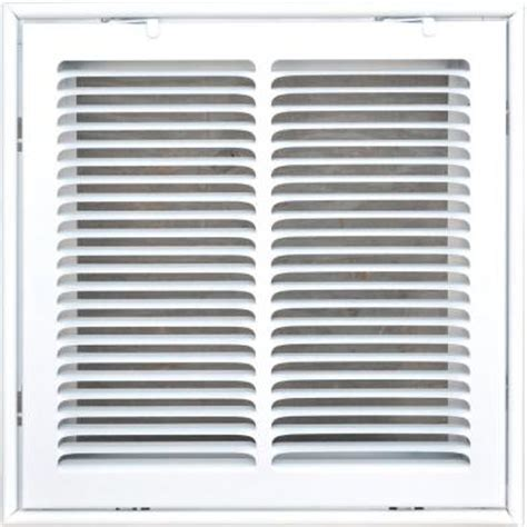 Ceiling Air Vent Filters by Speedi Grille 14 In X 14 In Return Air Vent Filter
