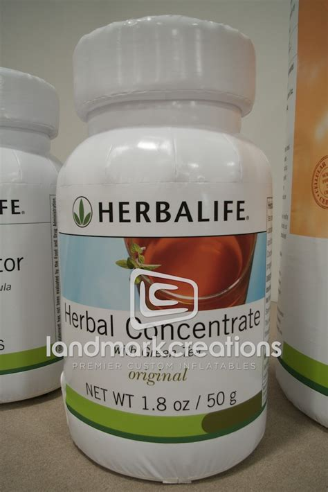 Teh Herbalife Concentrate herbalife tea concentrate bottle replica