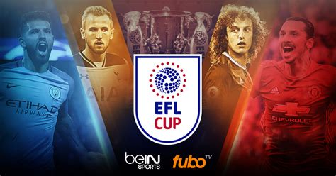 efl cup league cup games on us tv and streaming this week world