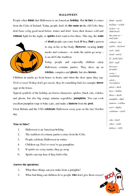 Reading Worksheets For Elementary Students by For Elementary Students