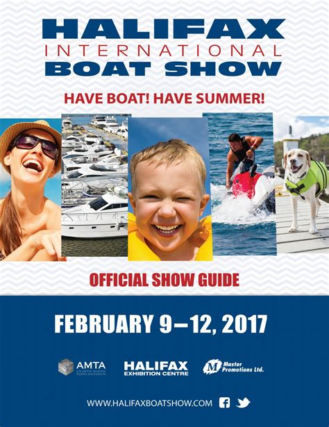 halifax international boat show 2017 by metro guide - Boat Show 2017 Halifax