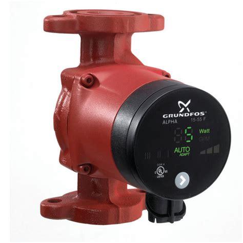 Pompa Air Grundfos 250 Watt grundfos alpha adaptive zone circulation alpha 15 55f 59896877 pexheat