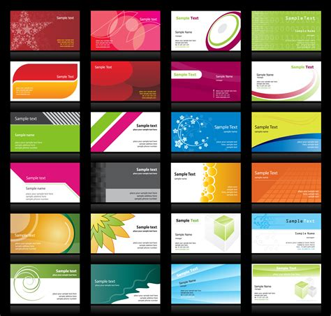 Business Card Free Template by Business Cards Free Sle Business Card Design