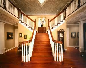 Bright Rugs Colonial Tradition Traditional Staircase Portland By Master Woodworks Inc