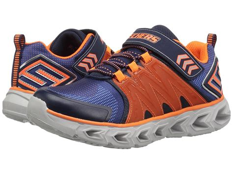 skechers boys s lights hypno flash boys skechers kids shoes and boots