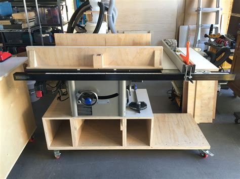 Delta 36 725 Table Saw by Table Saw Mobile Base For Delta 36 725 Table Saw
