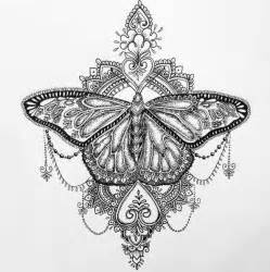 How To Make Butterfly Chandelier The 25 Best Ideas About Mandala Tattoo Design On