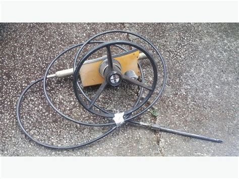 boat steering wheel cable boat steering wheel and cable saanich victoria