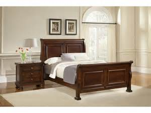 Bassett Bedroom Sets Vaughan Bassett Bedroom Sleigh Hb 6 6 530 663 B F Myers