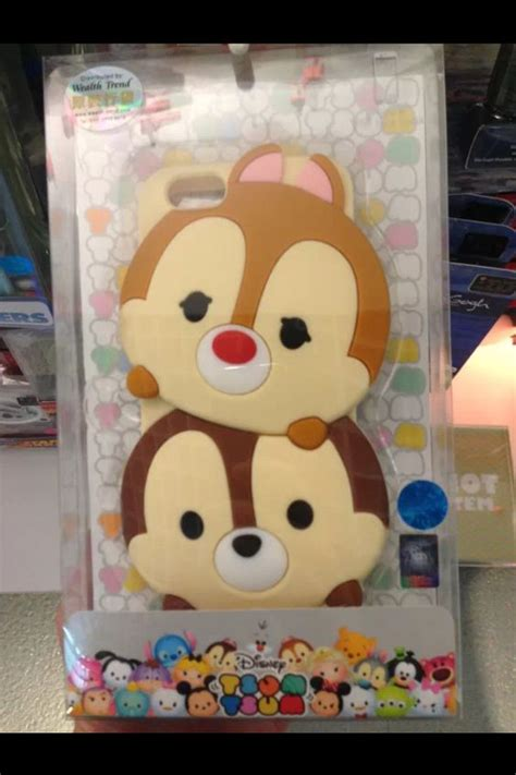 Sillicone Iphone 6 Softcase Disney Tsum Tsum Iphone 6s 6g 3d disney tsum tsum style silicone soft back mickey and friends chip and dale cover