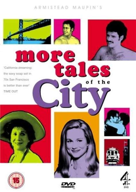 More On Monday Tales Of The City By Armistead Maupin by More Tales Of The City Dvd Zavvi