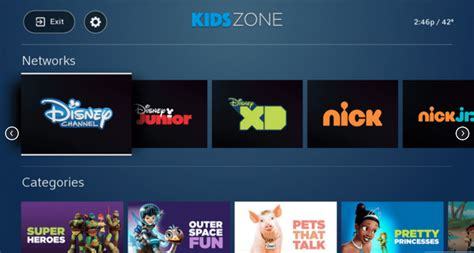 time zone xfinity tv peace of mind xfinity kids zone sami cone family