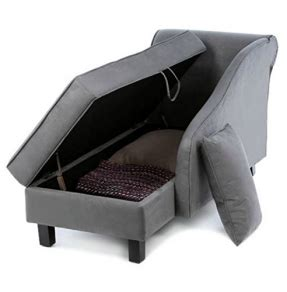Indoor Chaise Lounge Chair Grey Chaise Lounge Foter