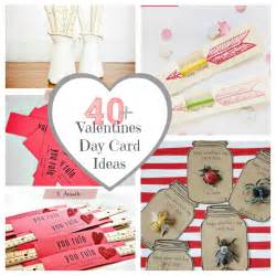 40 valentines day card ideas gifts for classmates the crafted sparrow