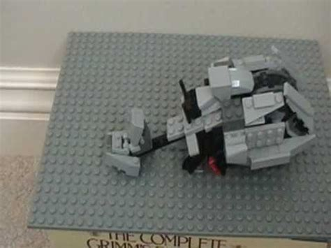lego halo tutorial lego halo brute chopper tutorial part 2 2 youtube