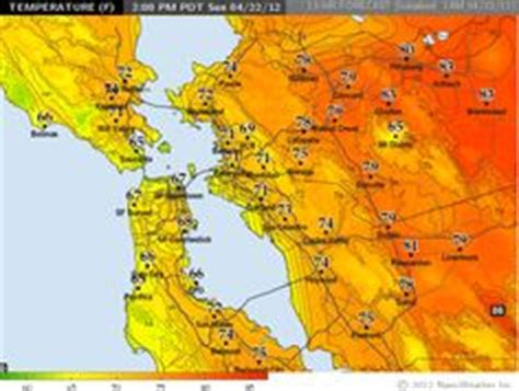 san francisco microclimate map 1000 images about general sciencey stuff on