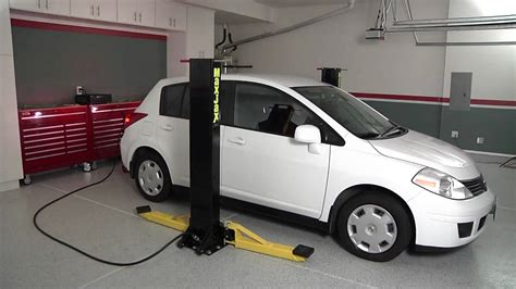 Low Ceiling Garage Lift by Best Portable Car Lift 2017 2018 Best Cars Reviews