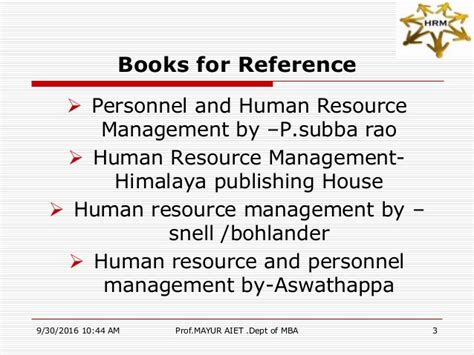 Personnel Management Mba Notes by Module1