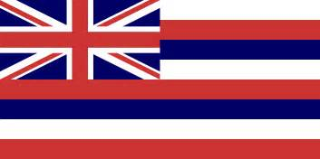 hawaii state colors file hawaii state flag png