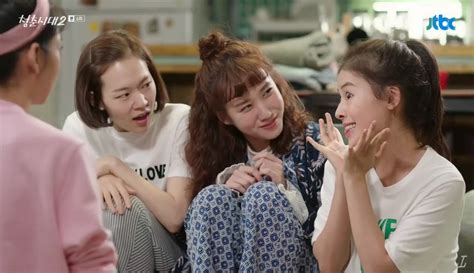 dramafire age of youth 2 age of youth 2 episode 6 187 dramabeans korean drama recaps