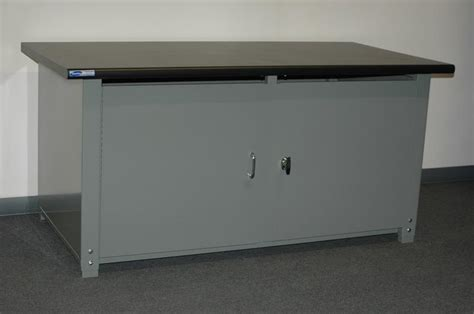 shop benches and cabinets stackbin workbenches 72 quot x 30 quot cabinet workbench