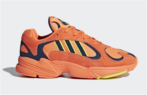 adidas yung 1 orange b37613 release date sneaker bar detroit