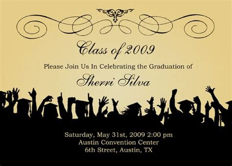 free graduation announcement template free graduation templates downloads free wedding
