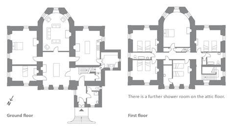 search floor plans 2018 at saddell house saddell kintyre argyll and bute the landmark trust
