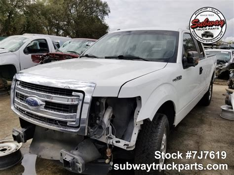 parts  ford  xlt   subway truck
