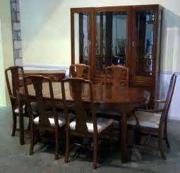 dining room sets used dining room thomasville dining room sets old furniture