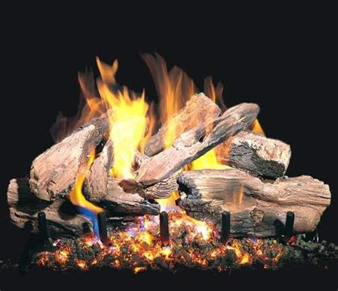 Fireplace Artificial Logs by Artificial Fireplace Gas Log Fireplaces