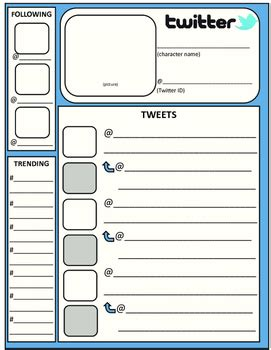 twitter feed template by the dream team secondary